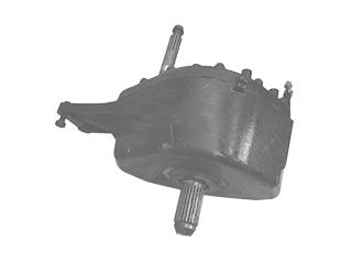 Boite de vitesses rotor pour CASE IH AXIAL-FLOW 1660