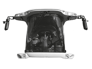 Cabine complète pour CLAAS LEXION 450