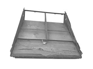 Caisson des grilles pour NEW-HOLLAND TX 30