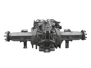 Pont arrière complet pour CASE IH JXU 95 ARC