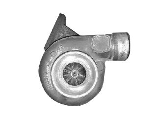 Turbo pour MASSEY FERGUSON 6445