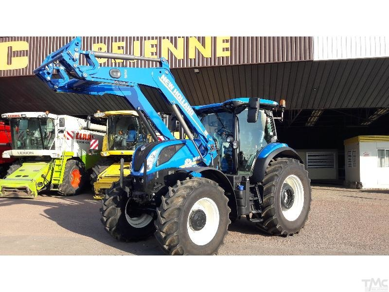 Tracteur NEW-HOLLAND T7.165 S