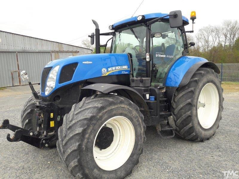 Tracteur NEW-HOLLAND T7.220