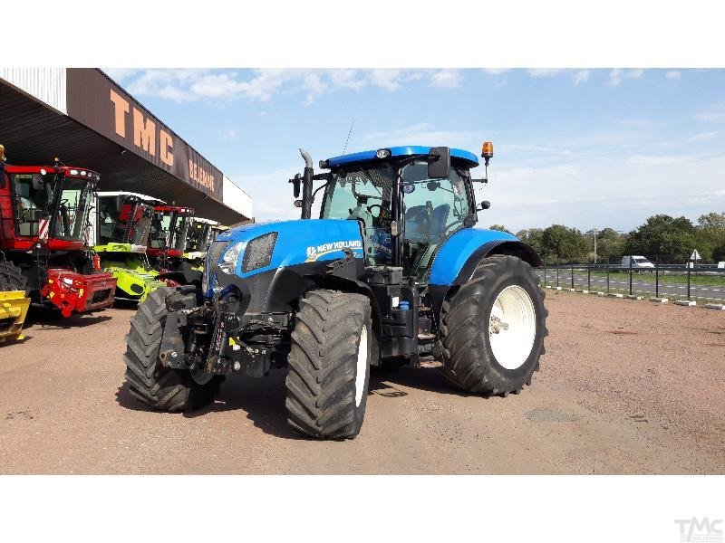 Tracteur NEW-HOLLAND T7.185