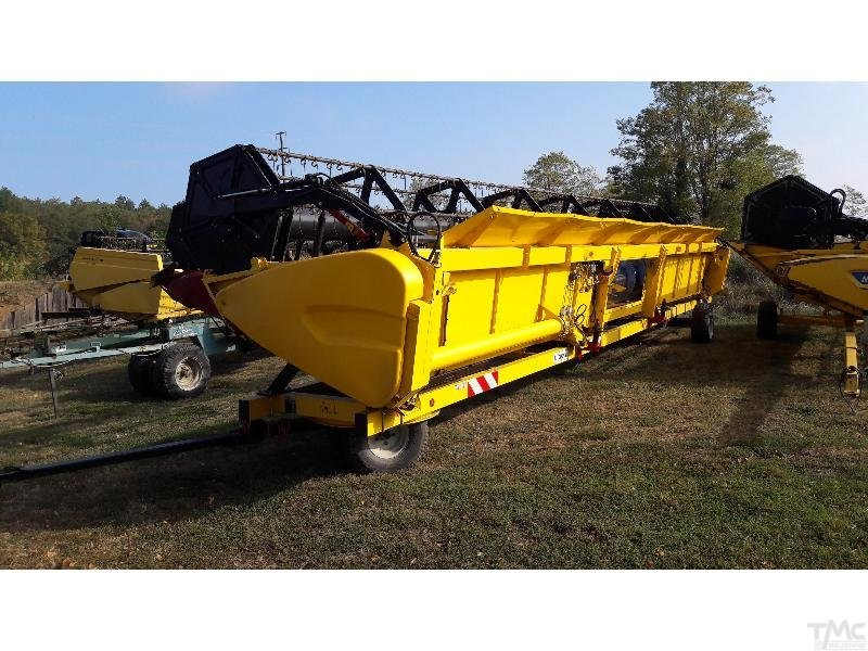 Coupe NEW-HOLLAND VARIFEED 10.70M
