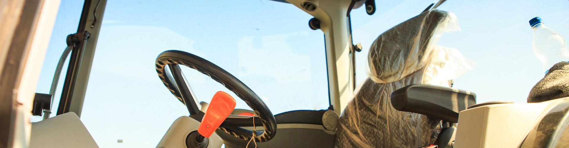 Climatisation pour tracteur et moissonneuse-batteuse