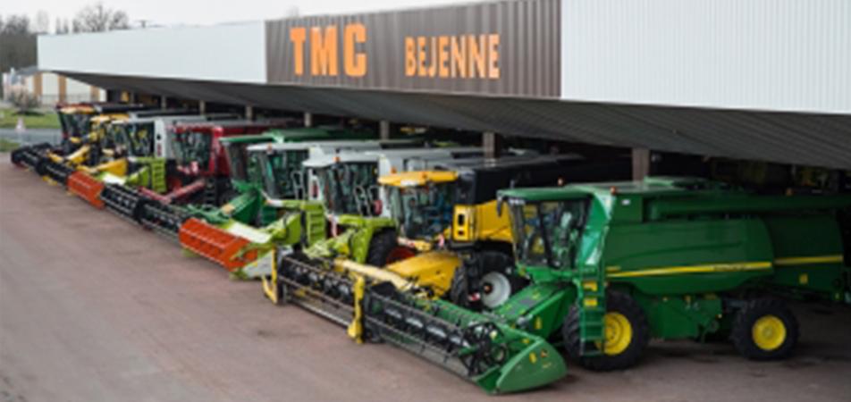 TMC Bejenne vous invite dans ses locaux à l'occasion de la moisson des céréales