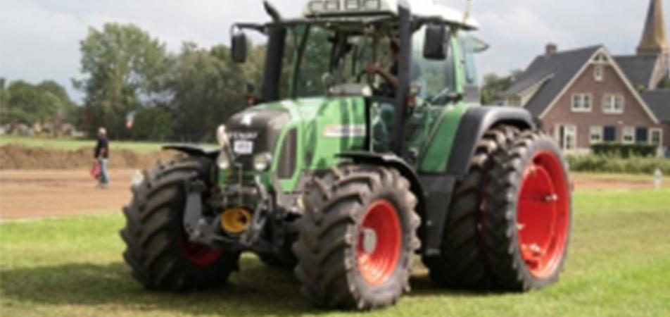 Jumelage tracteur