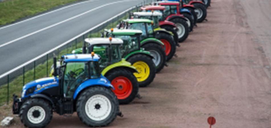 Occasion: Le marché agricole en 2017