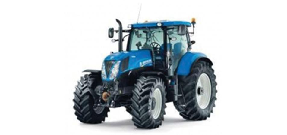 Tracteur New-Holland T7.200: Choisir la performance