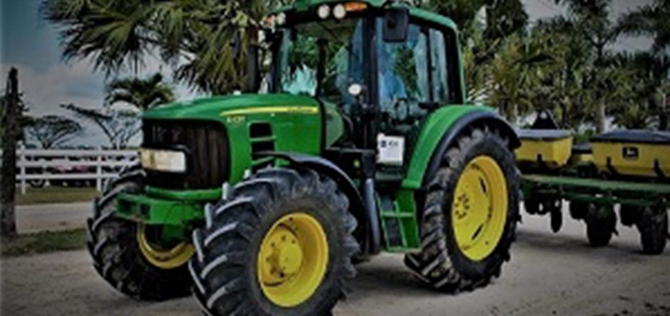 Immatriculations de tracteurs 2017