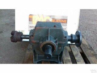 Boitier rotor pour CLAAS LEXION 600