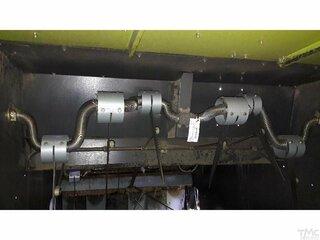 Vilebrequin aérateur pour CLAAS LEXION 460