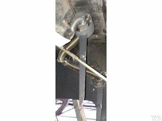 Griffe aérateur pour CLAAS LEXION 460