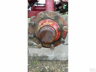 Moyeu de roue pour CASE IH AXIAL-FLOW 1620